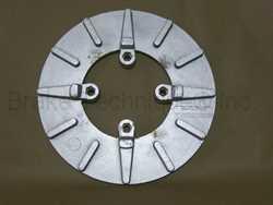 """W11-03-000 - 11"""" Ll Pressure Plate"""