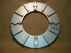 """W14-03-101 - Pressure Plate, 14"""" Bolt-On, PTO, PG Clutch"""
